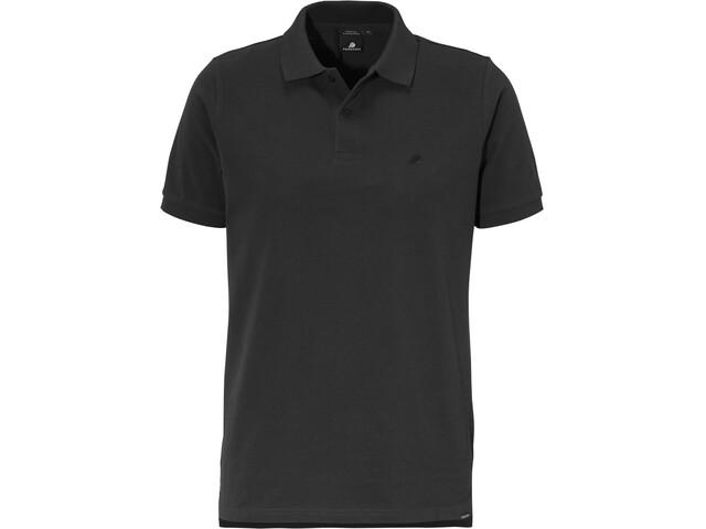 DIDRIKSONS William Piké T-Shirt Herren black